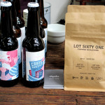 Lot sixty One auf dem Amsterdam Coffee Festival
