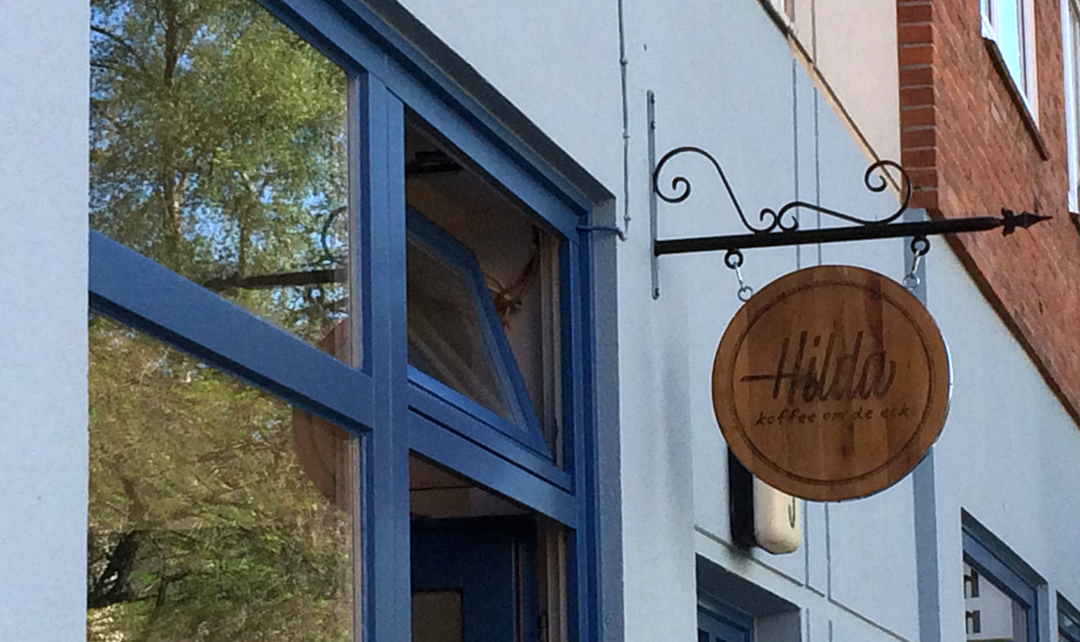 Cafe Hilda in Kiel