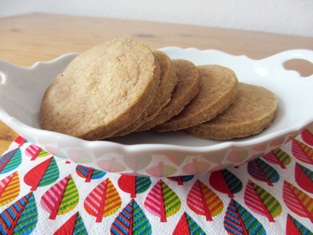 Shortbread Rounds